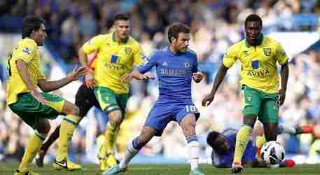 preview jelang Chelsea v Norwich City