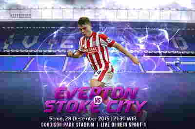 Everton Vs Stoke City
