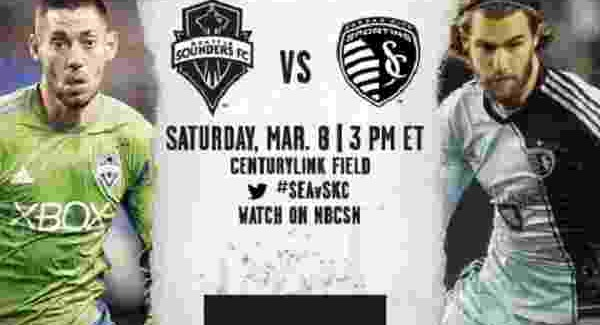 Seattle Sounders vs Sporting Kansas City