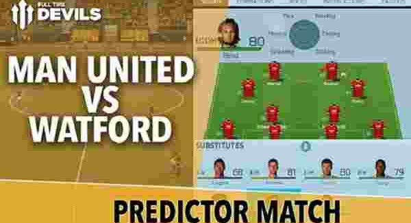 watford vs man utd