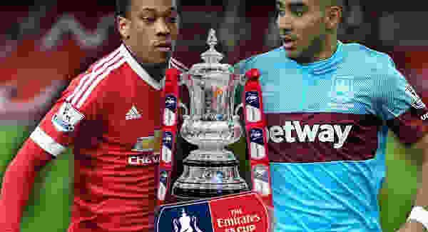 west ham vs manchester united fa cup